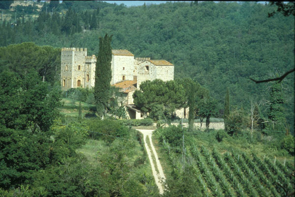 Borgo Toscano (600Wx400H) - Typical Tuscan Village (Photo Courtesy of <a href='http://www.studentsville.it' target='_blank'>studentsVille.it</a>)