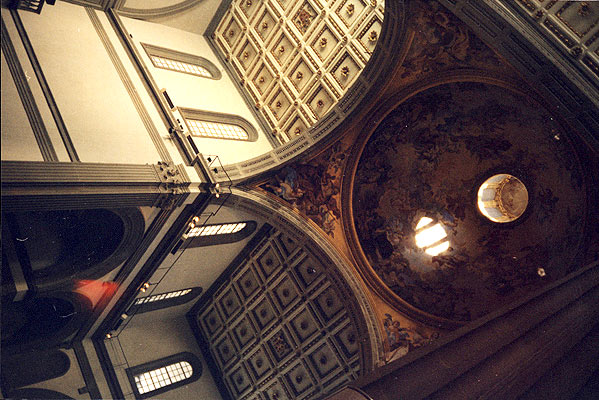 Download San Lorenzo's ceilings (599Wx400H)
