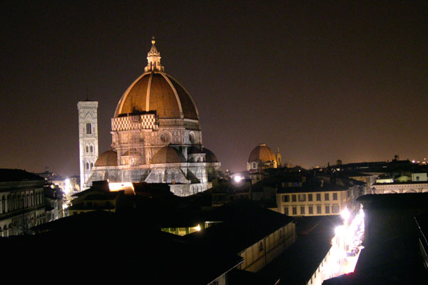 Download Duomo summer night (600Wx400H)