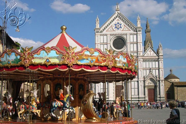 Giostra (600Wx400H) - Carrousel in Santa Croce...