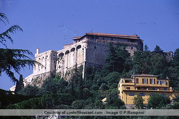 Massa (600Wx400H) - Massa - Castello Malaspina - Photo Courtesy of castellitoscany.com