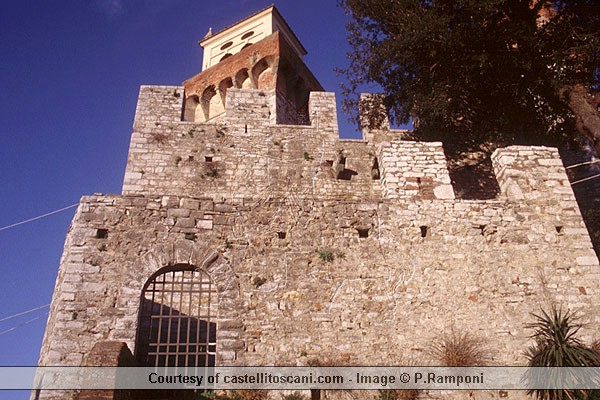 Nozzano Castello  (600Wx400H) - Nozzano Castello (LU) - Photo Courtesy of castellitoscany.com