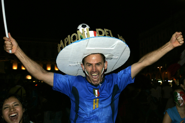 Campioni del Mondo! (600Wx400H) - Campioni del Mondo!!!!!! (Photo Courtesy of Repubblica.it)