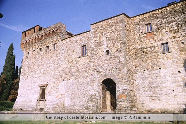 Download Castello del Trebbio (600Wx400H)