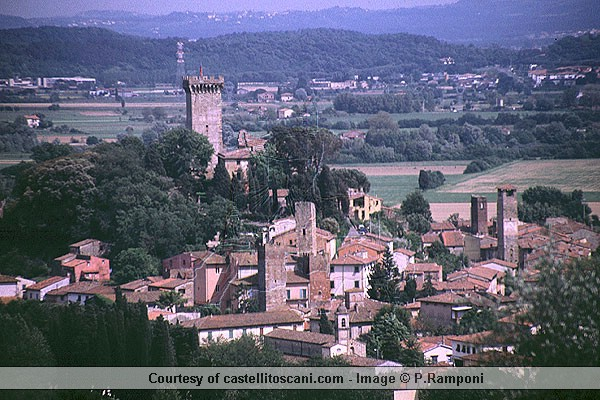 Vicopisano  (600Wx400H) - Vicopisano (PI) - Photo Courtesy of castellitoscany.com